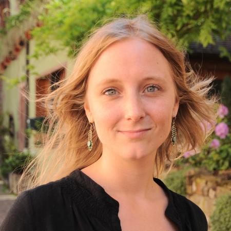 Heidi, responsable de la communication digitale et administratrice bénévole