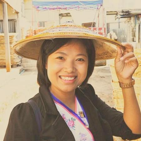 Lai Thuzar, Birmanie