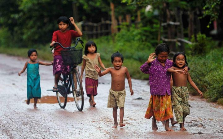 Immersion et randonnée en pays Khmers