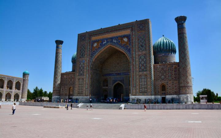 De Khiva à Samarcande, toute la Route de la Soie