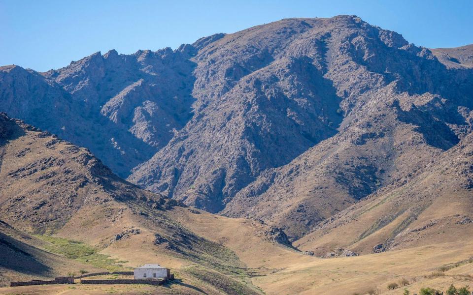 Montagnes ouzbèkes