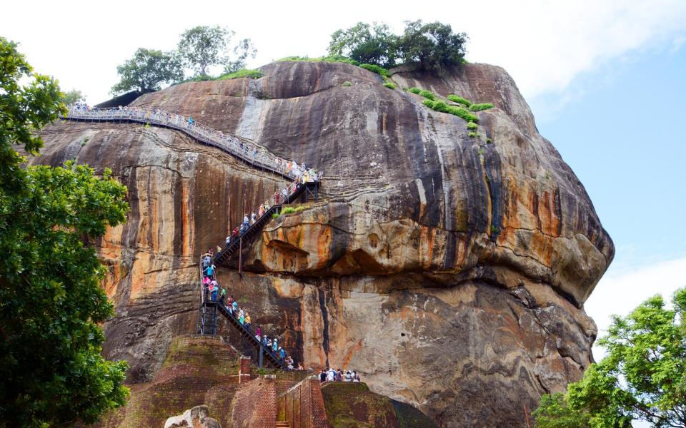 Sri Lanka, perle de l'océan indien !