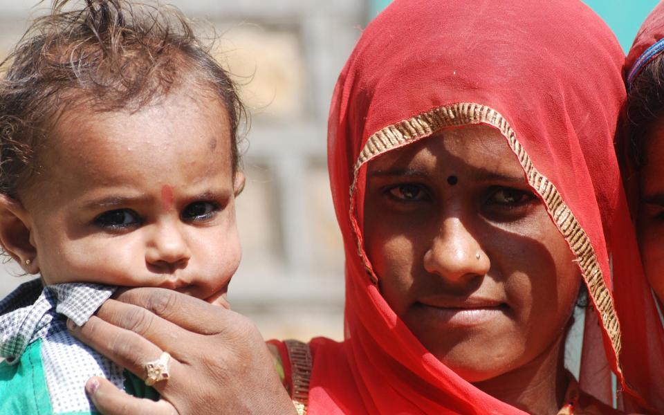 Perles du Rajasthan