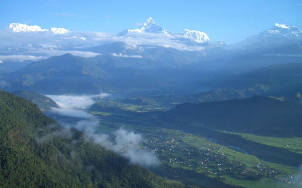 Circuit VTT Annapurna