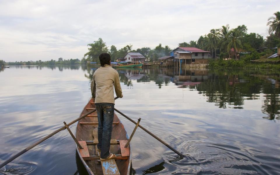 Le Vietnam de Saigon à Angkor au Cambodge