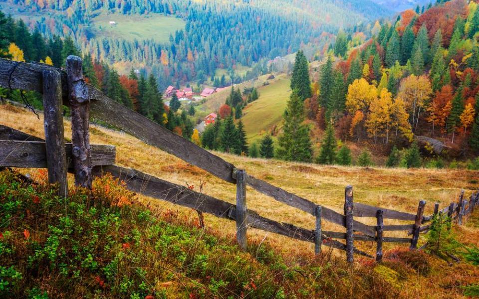 VTT en Transylvanie