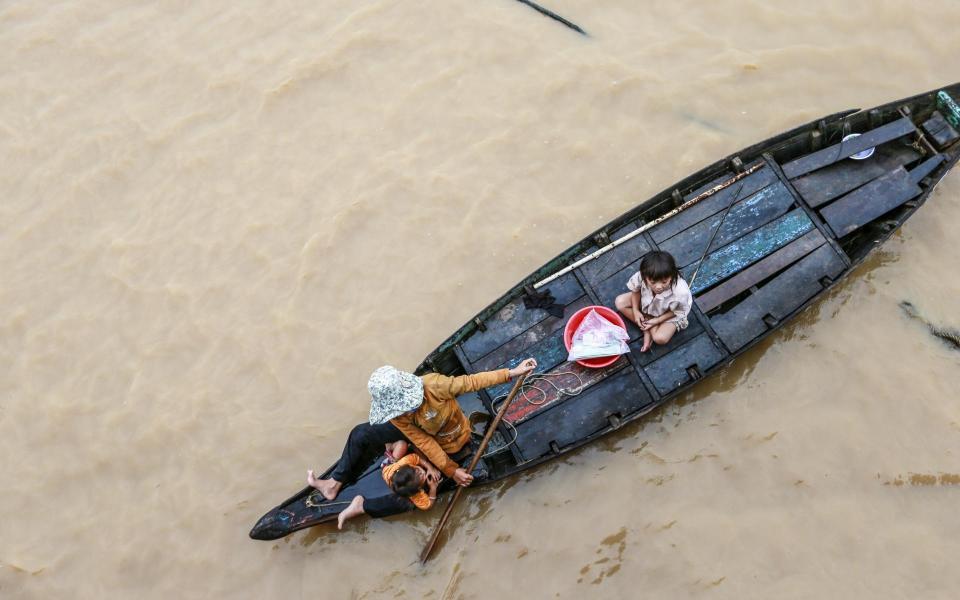 Séjour Photo en pays Khmer