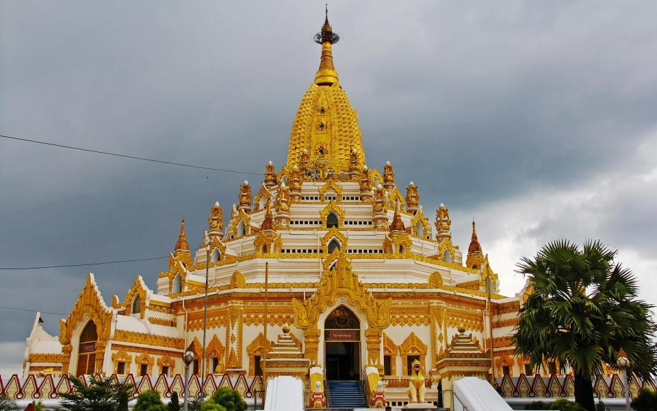Myanmar authentique