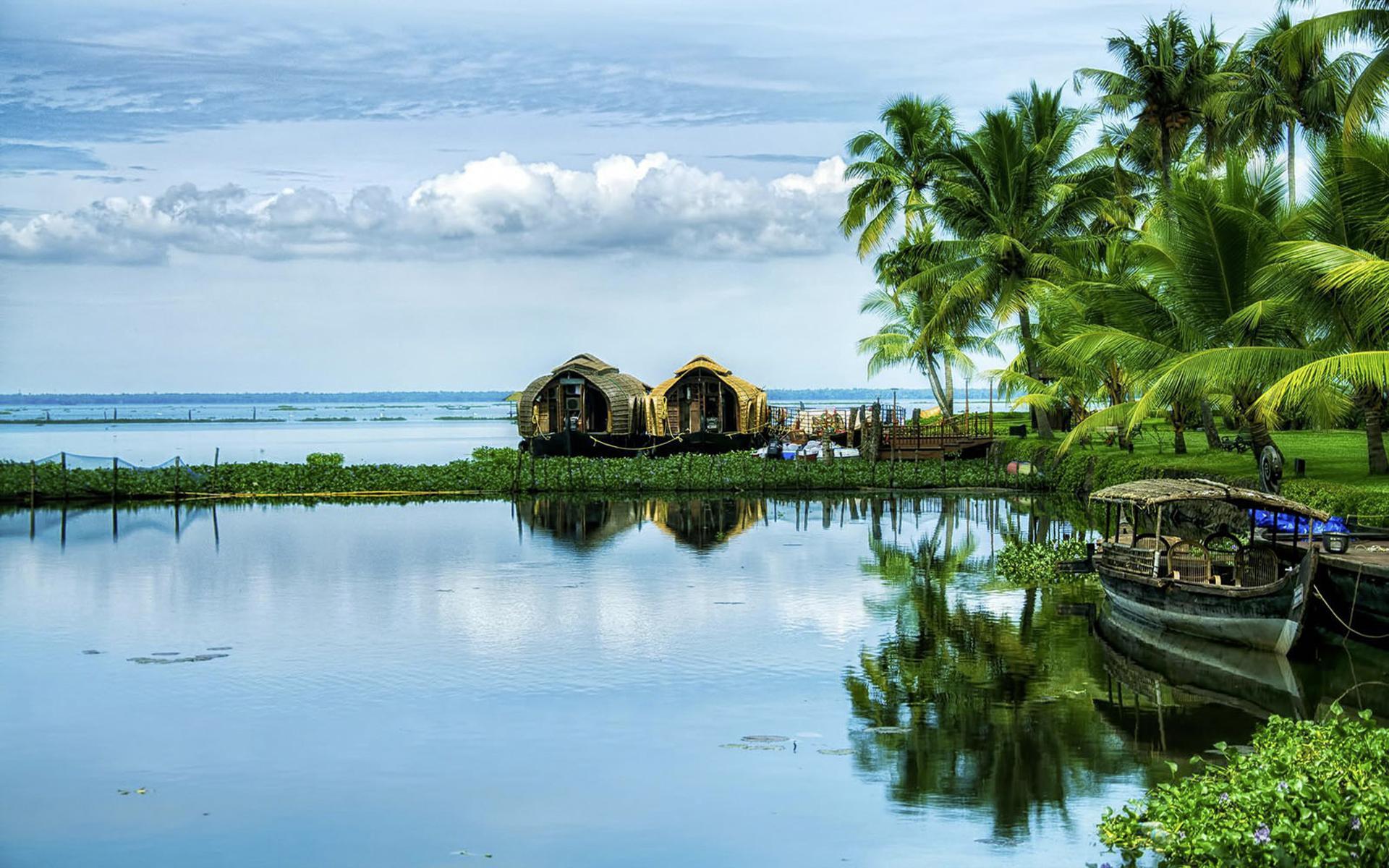Cure ayurvédique dans le Kerala
